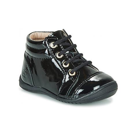 Citrouille et Compagnie NICOLE.C girls's Children's Mid Boots in Black