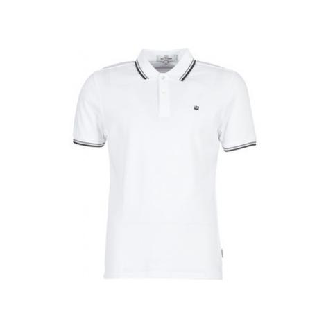Ben Sherman ROMFORD POLO men's Polo shirt in White