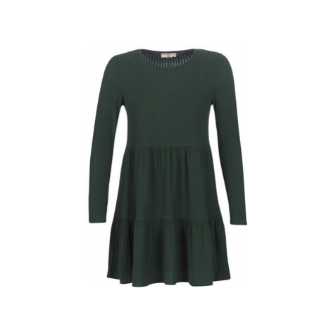 Moony Mood LESTO women's Dress in Green