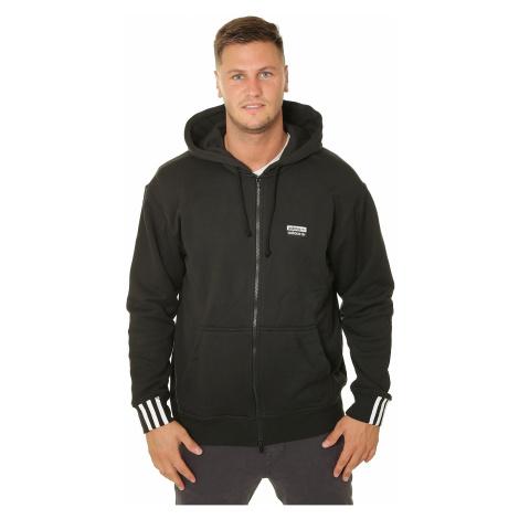 sweatshirt adidas Originals Vocal Zip - Black - men´s