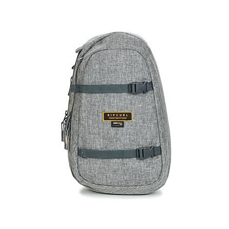 Rip Curl BLIZZARD SLING CORDURA men's Backpack in Grey