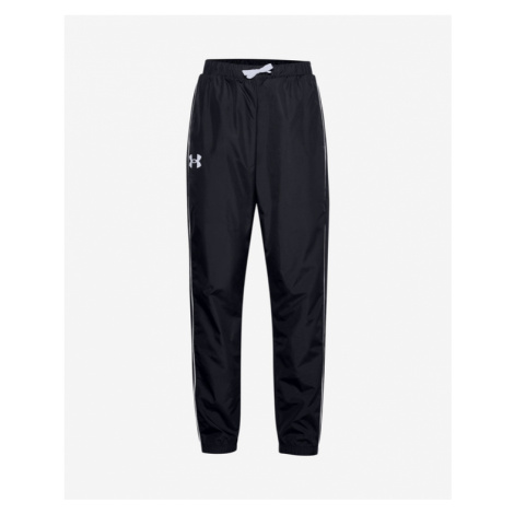 Under Armour Woven Play Up Kids Joggings Black