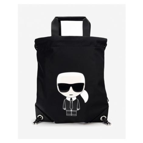 Karl Lagerfeld K/Ikonik Backpack Black