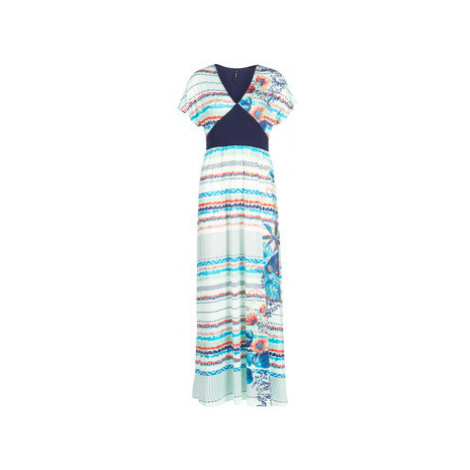 Smash OLIVIA women's Dress in Blue