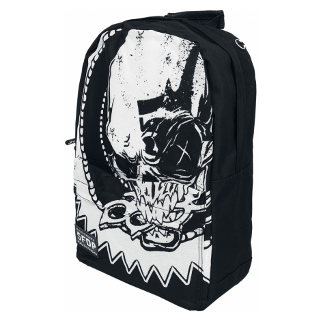 Five Finger Death Punch - Knuckle - Backpack - black