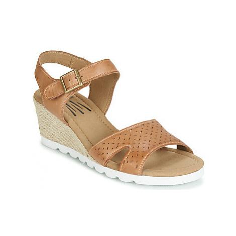 Wildflower MARINA women's Sandals in Brown