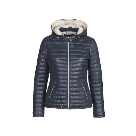 Oakwood POWER women's Jacket in Blue