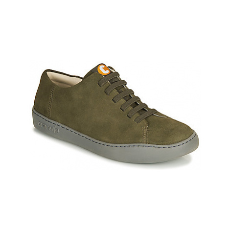 Camper PEU TOURING men's Casual Shoes in Green