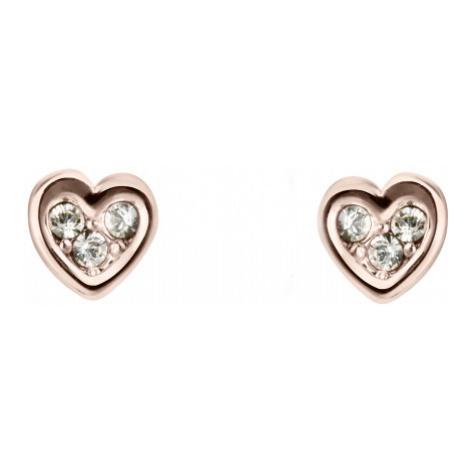 Ted Baker Jewellery Neena: Nano Heart Stud Earring TBJ2398-24-02