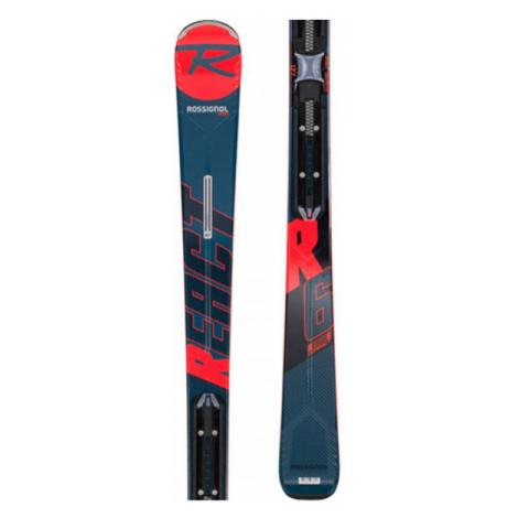 Rossignol REACT R6 COMPACT+XPRESS 11 GW - Men's downhill skis