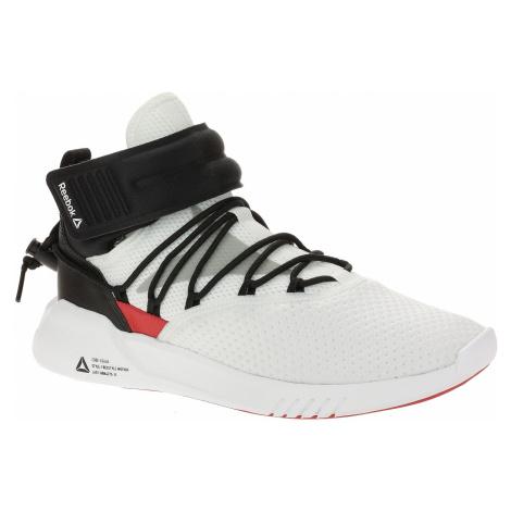 shoes Reebok Performance Freestyle Motion - White/Black/Rebel Red - women´s