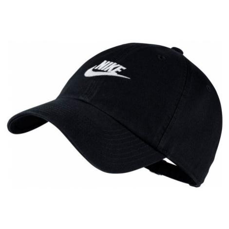 Nike NSW H86 CAP FUTURA WASHED black - Unisex baseball cap