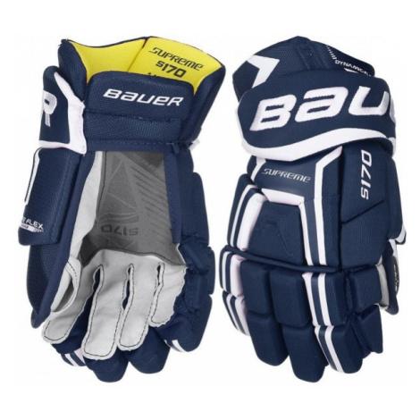 Bauer SUPREME S170 JR - Children's hockey gloves