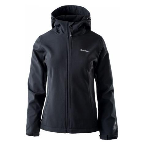Hi-Tec LADY CARIA II black - Women's softshell jacket