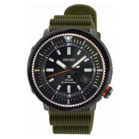 Mens Seiko Solar Powered Watch