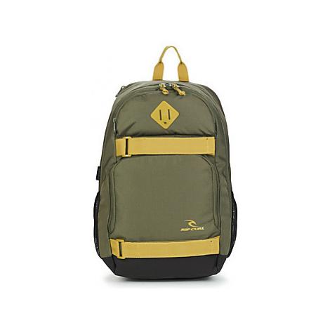 Green men's sports backpacks
