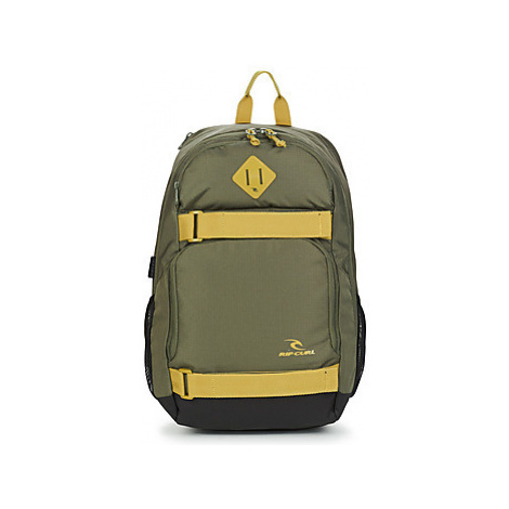 Rip Curl FADER STACKA M men's Backpack in Green