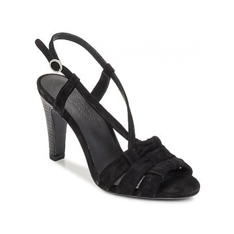 N.d.c. SOFIA women's Sandals in Black
