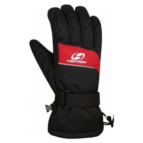 Hannah RAFFY black - Men's ski gloves