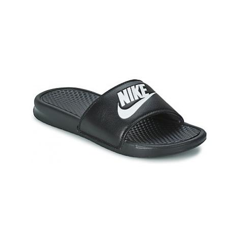 Nike BENASSI JUST DO IT men's in Black