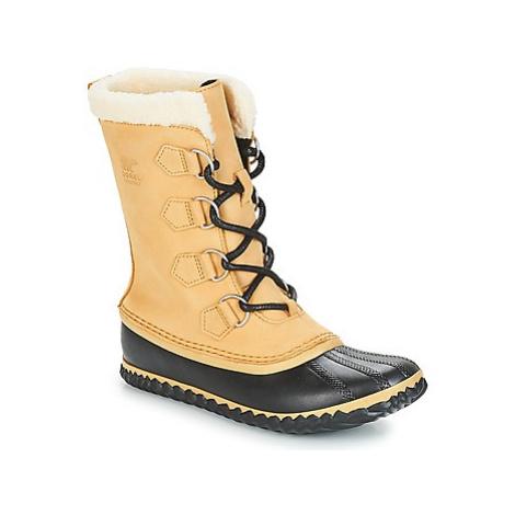 Sorel CARIBOU SLIM women's Snow boots in Black