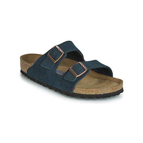 Birkenstock ARIZONA SFB men's Mules / Casual Shoes in Blue