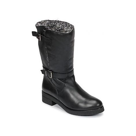 Unisa DALI women's Mid Boots in Black