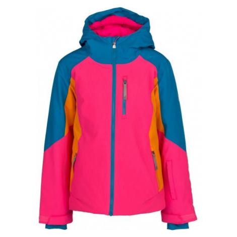 Spyder GIRLS PIONEER pink - Girls' jacket