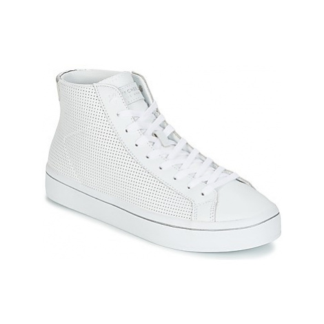 Skechers HI-LITE women's Shoes (High-top Trainers) in White