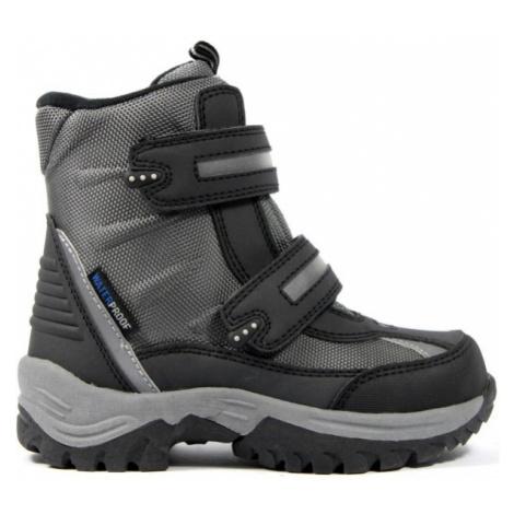 Westport ANITA gray - Children's winter shoes