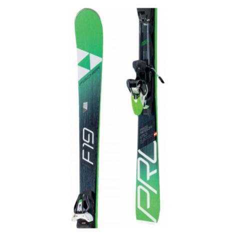 Fischer PROGRESSOR F19 TI RT + RSX Z12 PR - Downhill skis