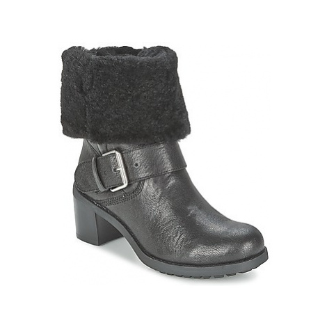 Clarks PILICO PLACE women's Mid Boots in Black