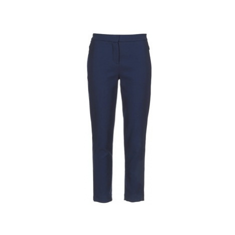 Tommy Hilfiger HANNAH ANKLE PANT women's Trousers in Blue