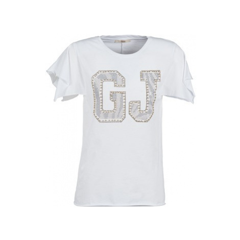 Gaudi MELILOT women's T shirt in White Gaudí
