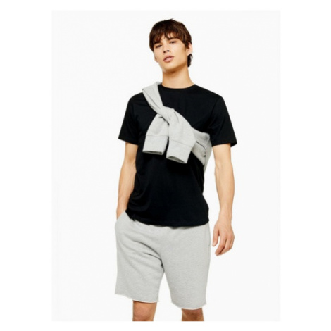 Mens 2 Black T-Shirt Multipack*, Multi Topman