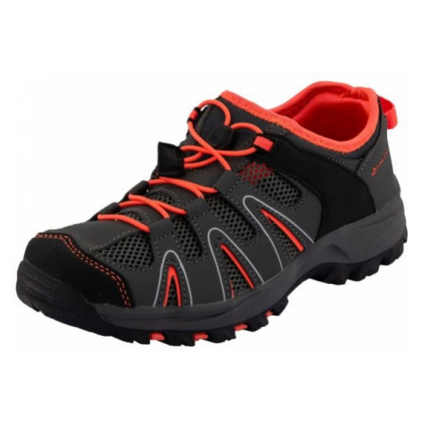 ALPINE PRO LOELA grey - Women's Summer Shoes