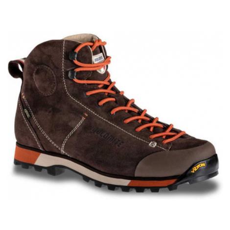 Dolomite MS 54 HIKE GTX brown - Men's trekking shoes