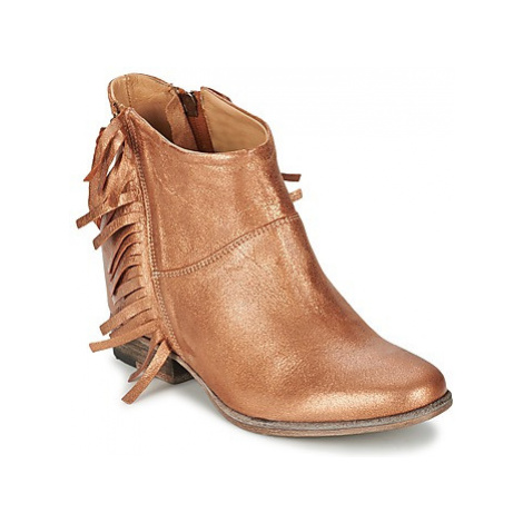 Catarina Martins MAGGIORE women's Low Ankle Boots in Brown