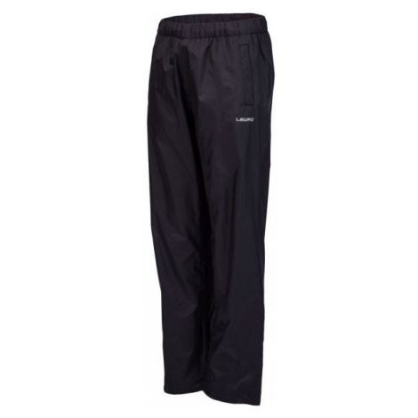 Lewro ORIN black - Children's shell pants