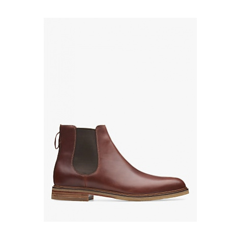 Clarks Clarkdale Gobi Leather Chelsea Boots