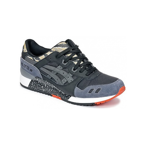 Asics GEL-LYTE III men's Shoes (Trainers) in Black