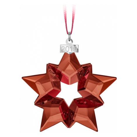 Swarovski Red Crystal Holiday Ornament 2019 Annual Edition