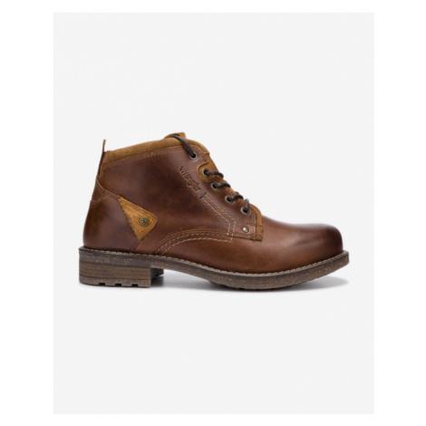 Wrangler Hill Desert Ankle boots Brown