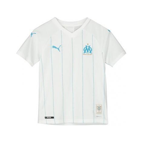Olympique de Marseille Home Shirt 2019-20 - Kids Puma