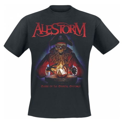 Alestorm - Curse Of The Crystal Coconut - T-Shirt - black