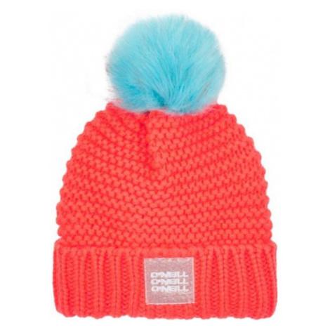 O'Neill BG MOUNTAIN VIEW BEANIE red 0 - Girls' winter beanie