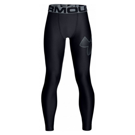 Under Armour HEATGEAR LEGGING black - Boys' leggings