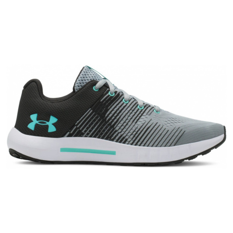 Under Armour Grade School Charged Pursuit Kids sneakers Black Grey