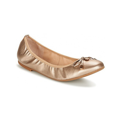 JB Martin OREANE women's Shoes (Pumps / Ballerinas) in Gold