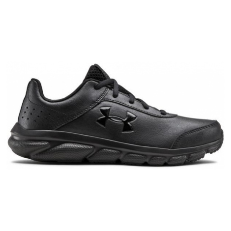 Under Armour GS ASSERT 8 UFM SYN black - Kids' running shoes